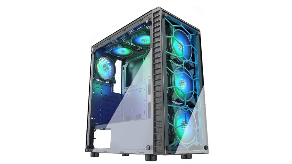 Acrylic vs Tempered Glass: Which one makes a better PC case?
