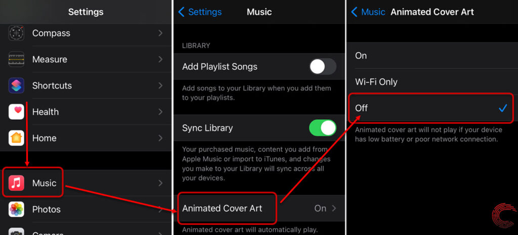 How to stop Apple Music from automatically playing?