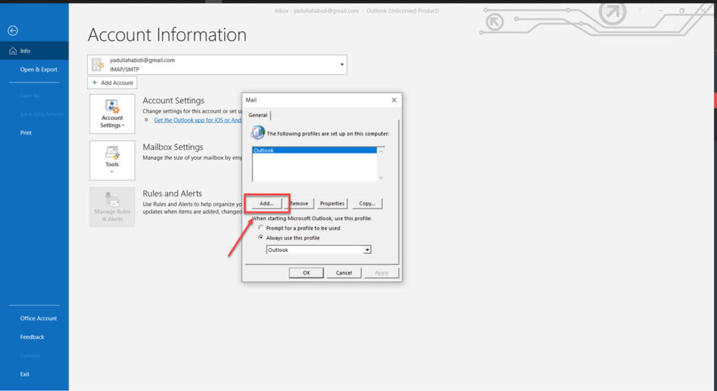 How to fix the 'Outlook Cannot Expand folder' error?