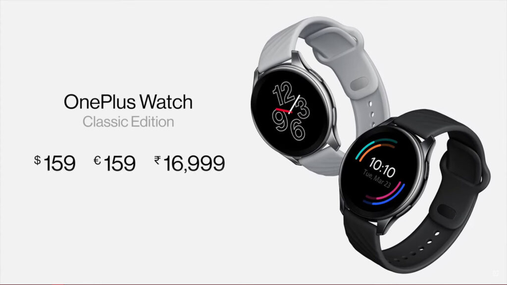 OnePlus Watch released: Price, Specs and Features