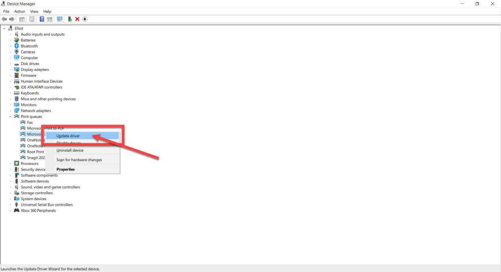 How to fix 'Printer not activated error code 30'?