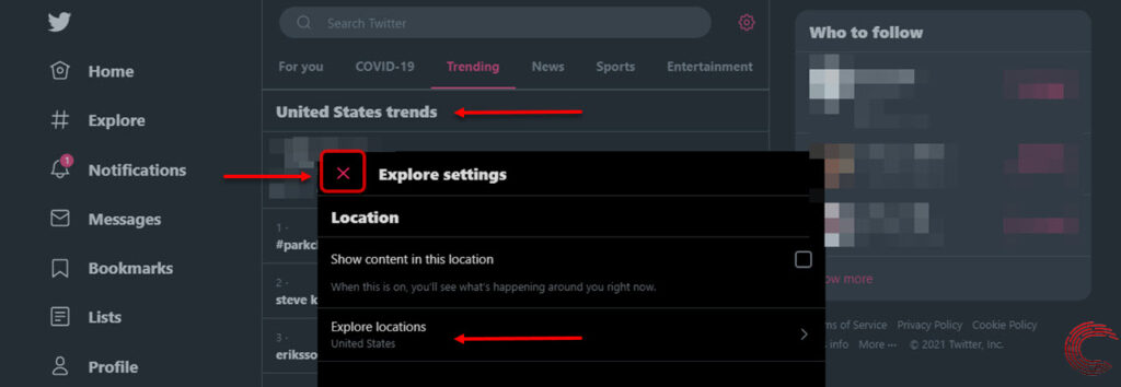 How to see what's trending on Twitter? | Candid.Technology