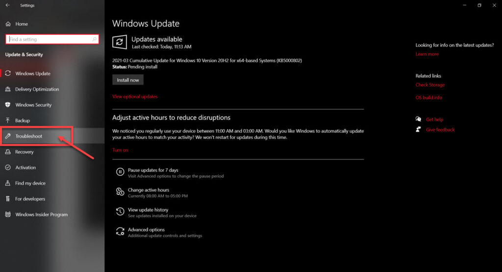 How to fix Windows update error 8007000E?   Candid.Technology