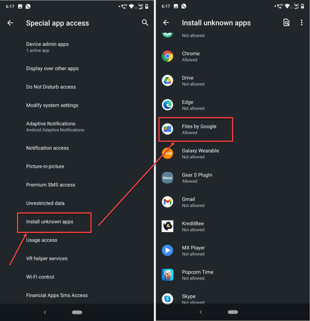 How to open APK files? | Candid.Technology