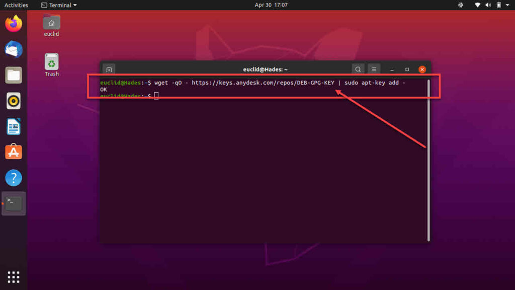 How to install Anydesk in Ubuntu? | Candid.Technology