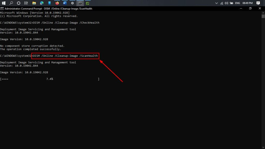 How to repair Windows 10 using DISM tool? | Candid.Technology