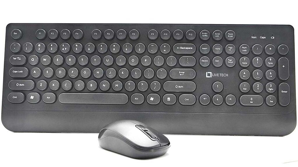 Top 7 wireless keyboards under 1000 in India | Candid.Technology