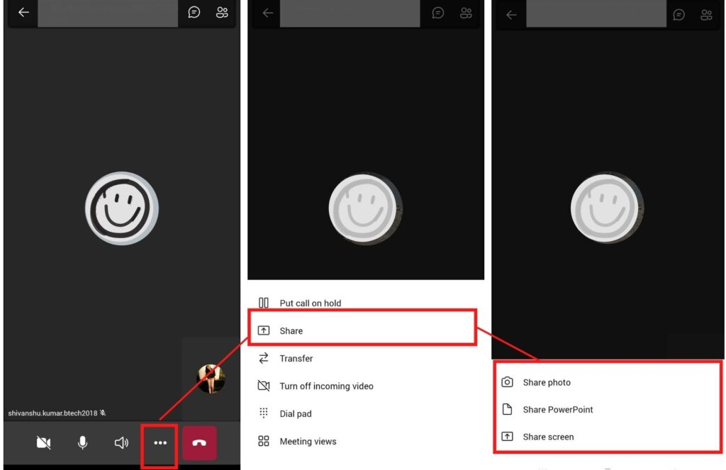How to share screen in Microsoft Teams? | Candid.Technology