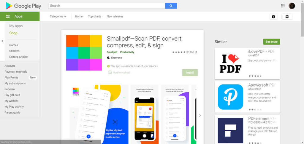 How to compress PDF? Top 7 tools   Candid.Technology