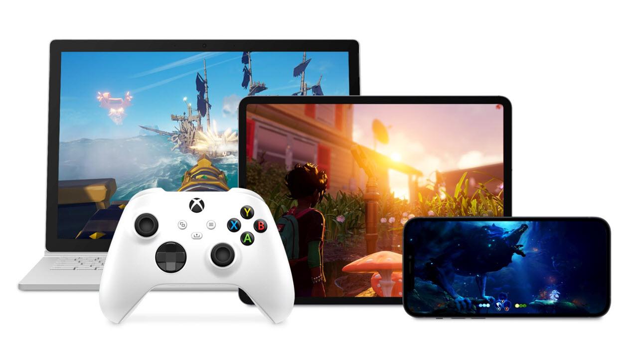 Xbox Cloud Gaming 擴展了對 PC 和 Apple 設備的支持 thumbnail