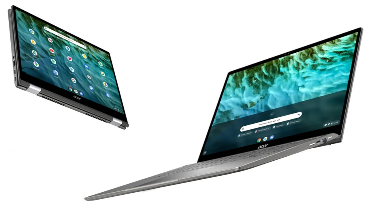 宏碁宣布四款新 Chromebook:價格、發布日期、功能 thumbnail