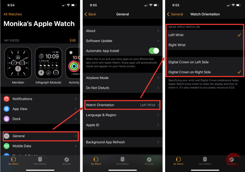 How to change language on Apple Watch?   Candid.Technology