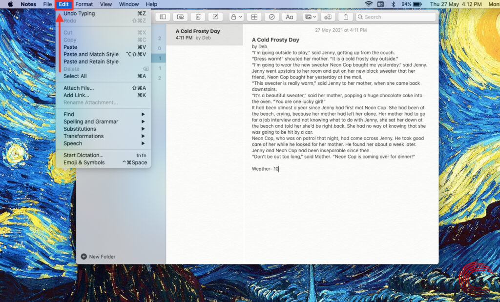 How to make a degree symbol on Mac? | Candid.Technology