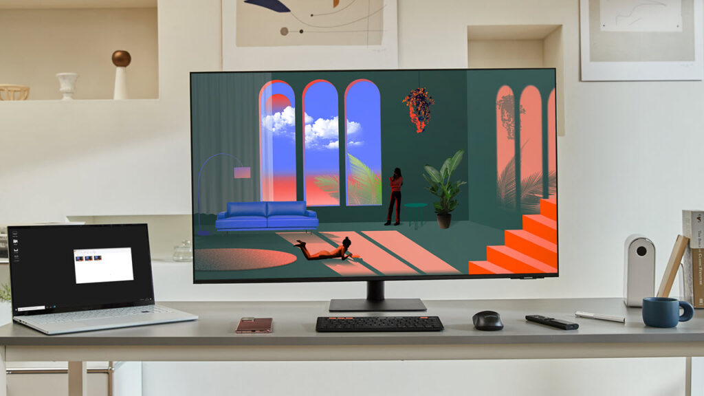 Samsung expands Smart Monitor lineup with 43-inch and 24-inch models