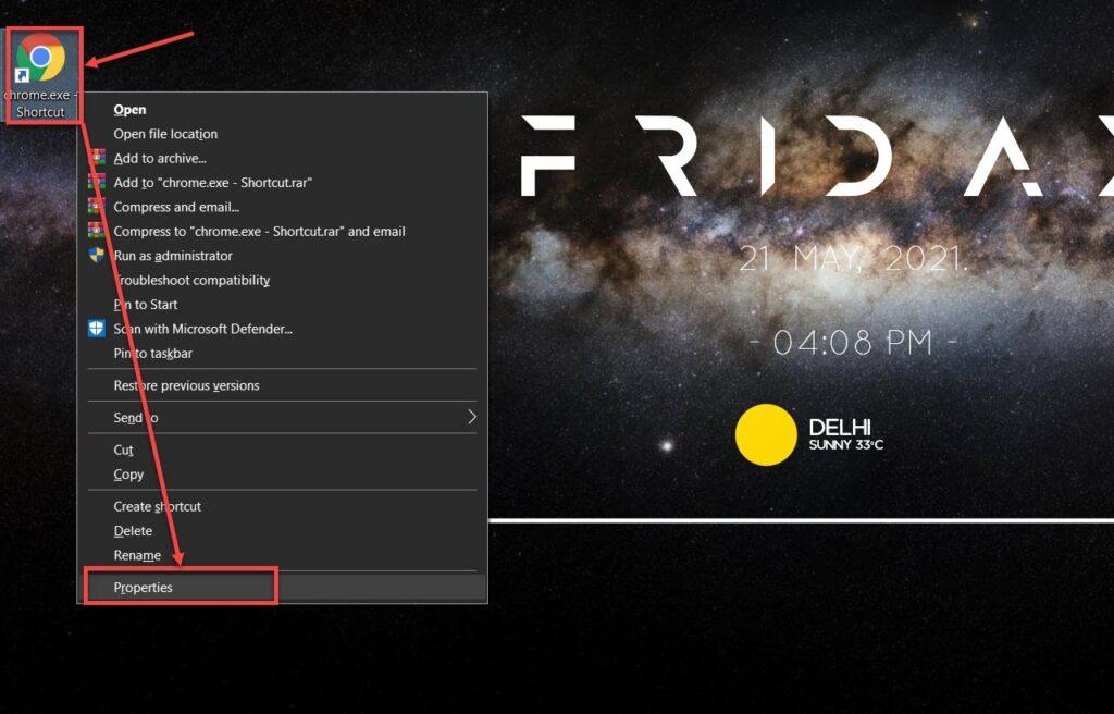 How to fix 'Chrome not opening Windows 10' error?