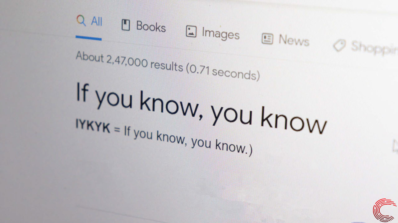 What does iykyk mean? Origins and how it should be used
