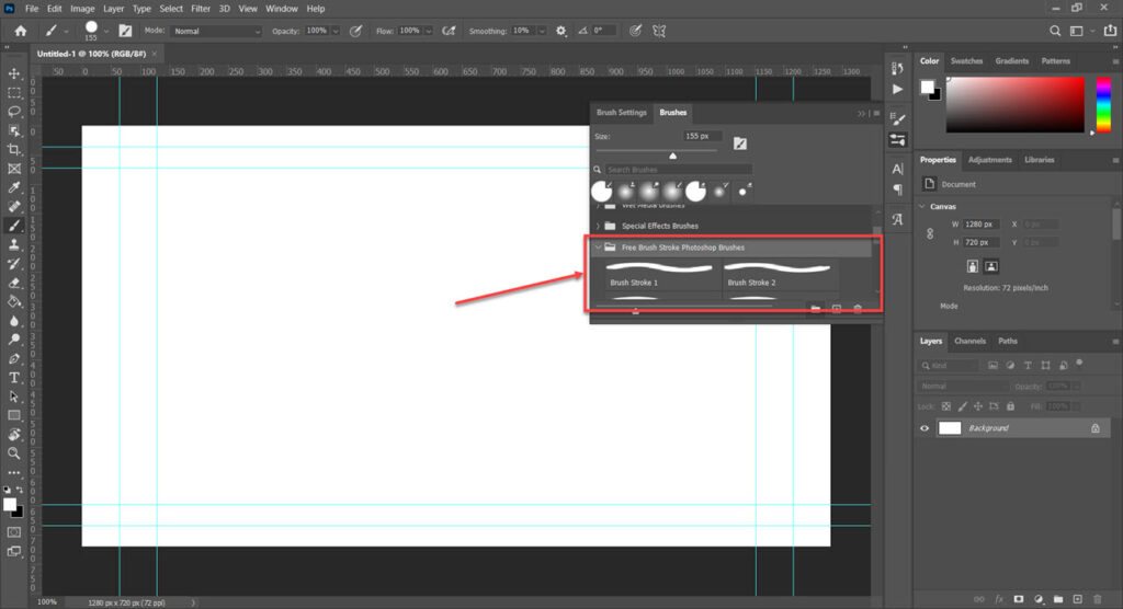How to install brushes in Photoshop? | Candid.Technology
