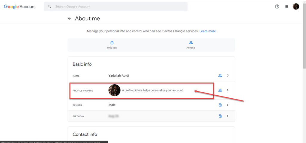 How to remove Gmail profile picture? | Candid.Technology