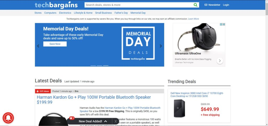 Top 11 sites to buy electronics | Candid.Technology