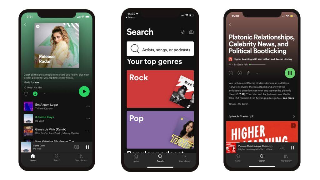 Spotify to hold five concerts in a Virtual Concert Experience