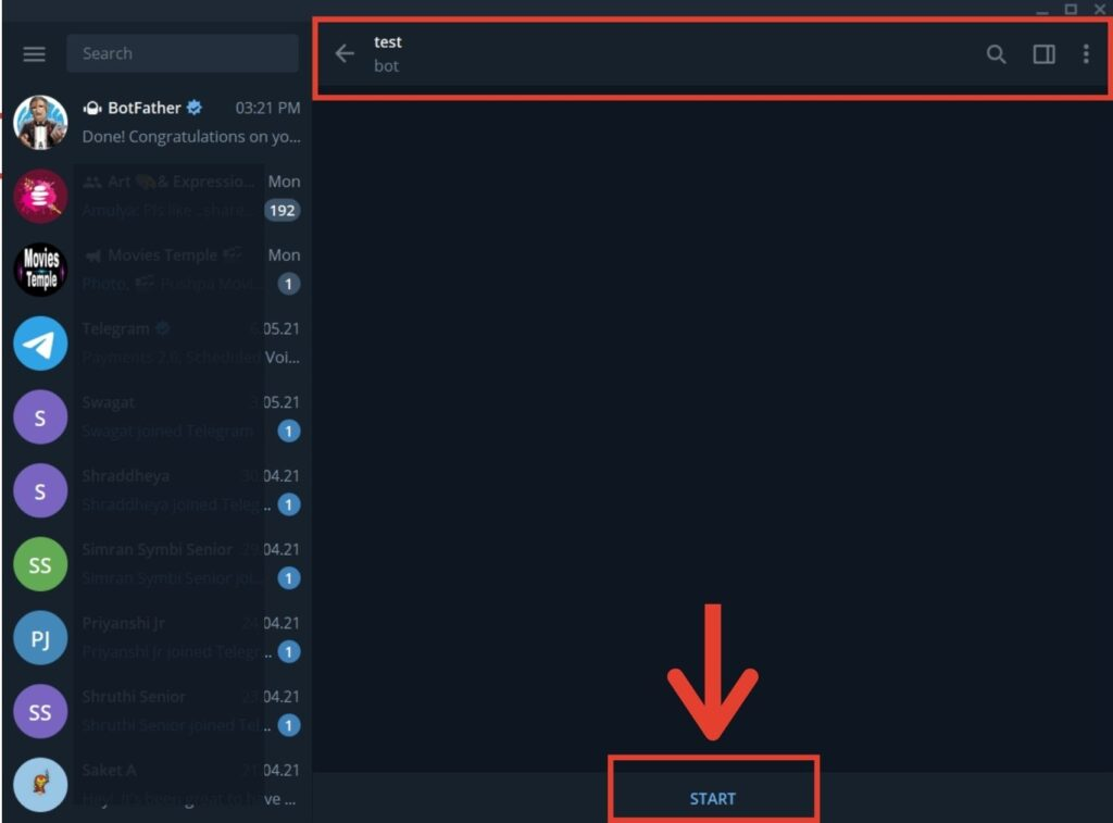 How to create a Telegram bot? | Candid.Technology