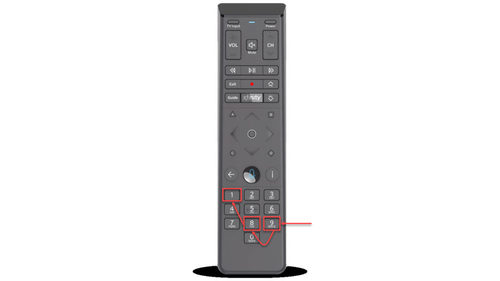 How to fix the 'Xfinity remote not working' issue?