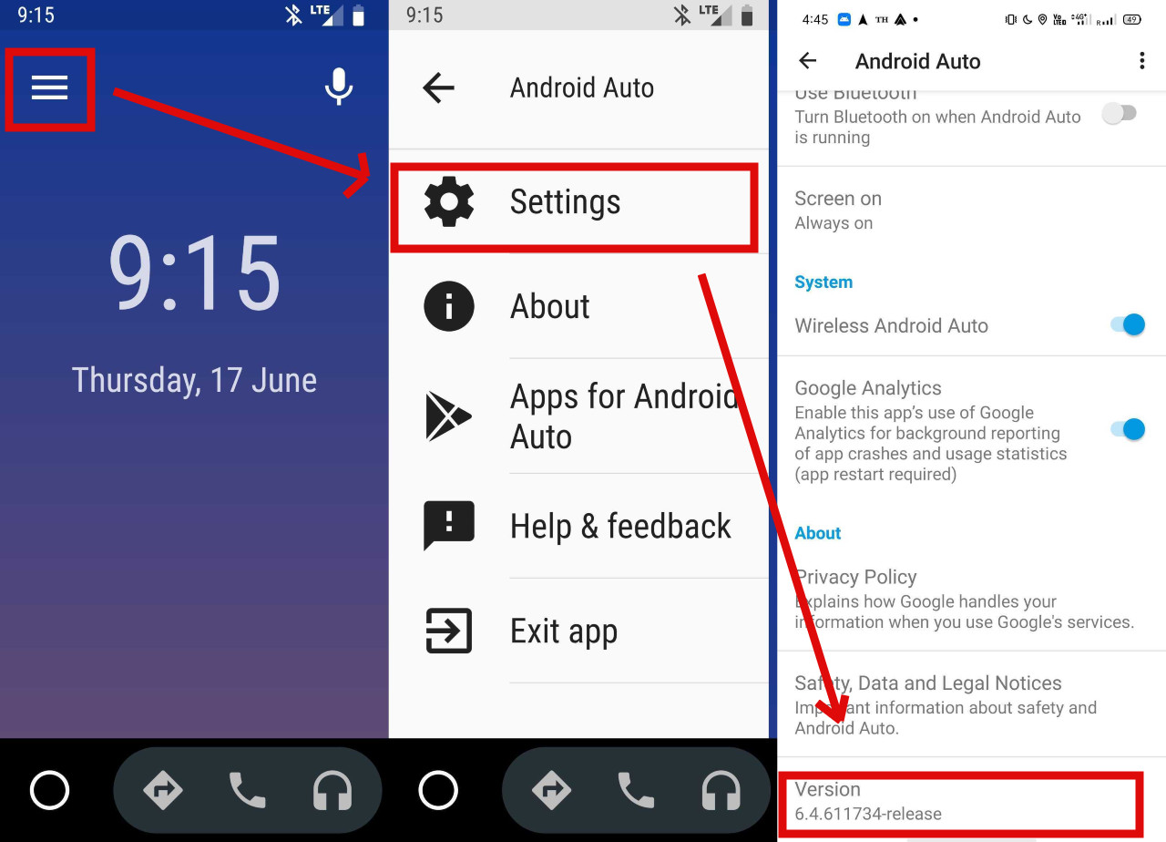 How to setup Android Auto? 3 methods explained