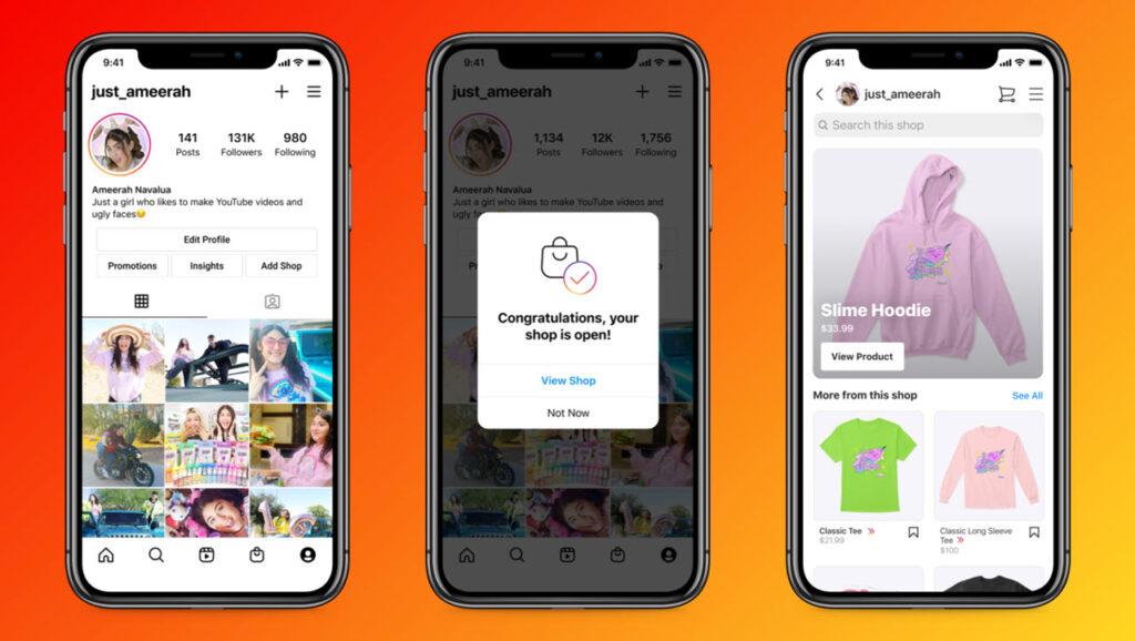 Instagram introduces rewards, Affiliate tool and Shop updates for creators