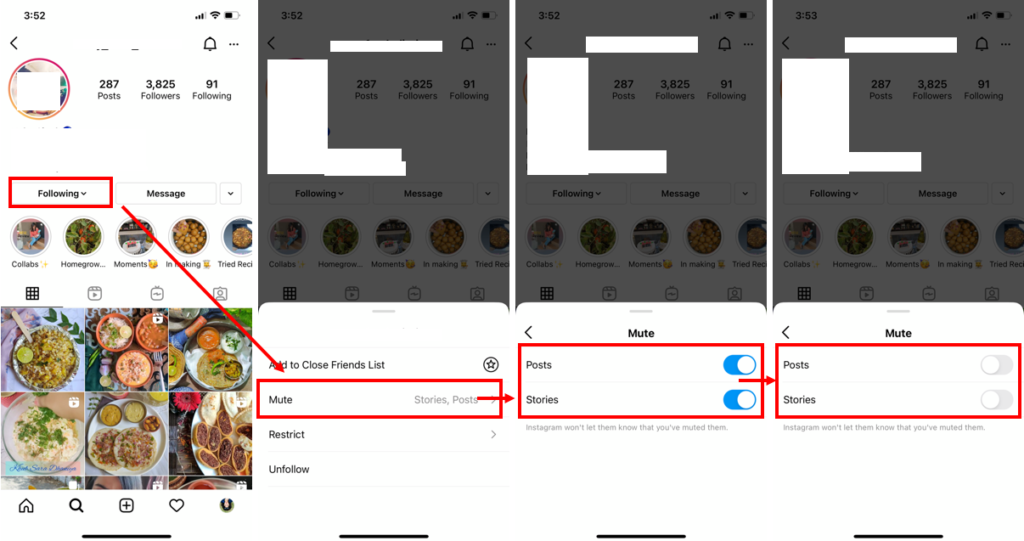 How to unmute someone on Instagram? | Candid.Technology