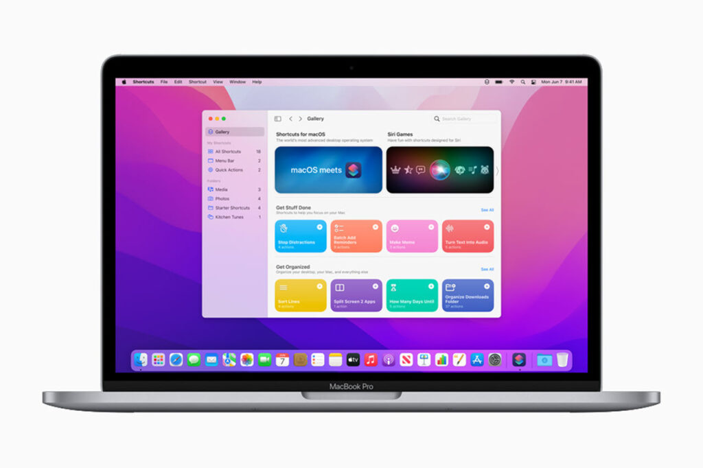 Apple introduces macOS Monterey at WWDC 2021