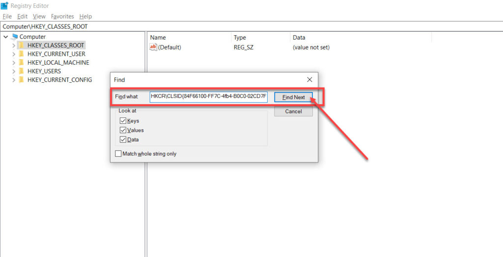 How to fix 'Word could not create the work file' error?