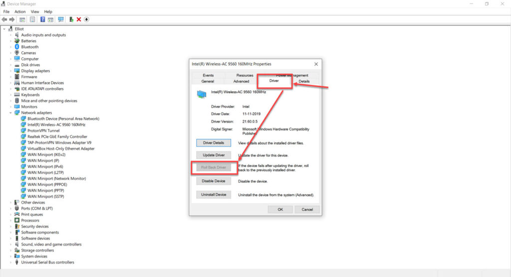 How to fix 'System Thread Exception Not Handled' error in Windows 10?