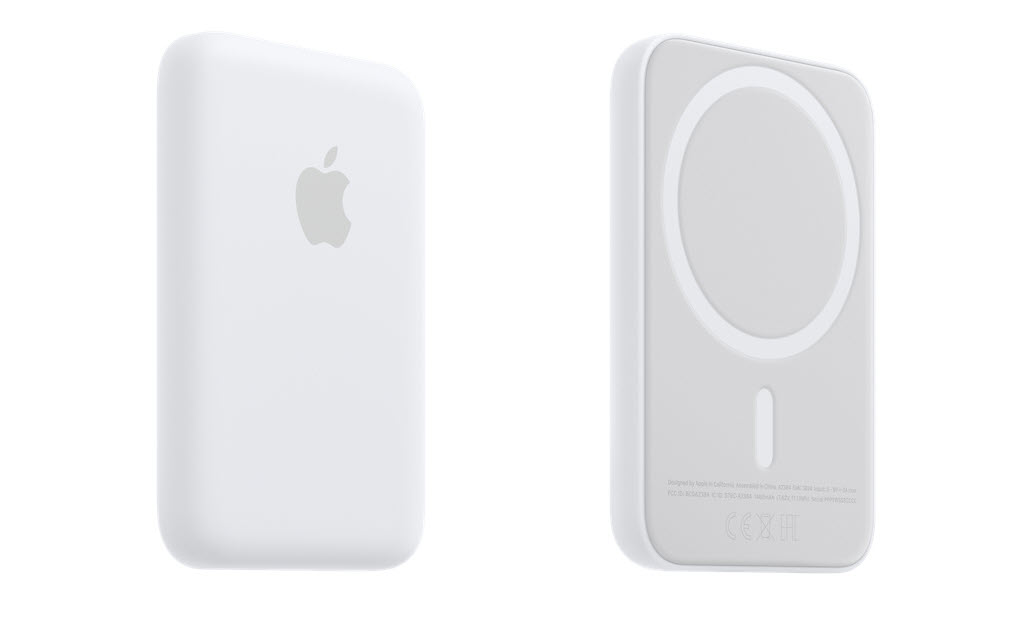 Apple launches official MagSafe Battery Pack for $99