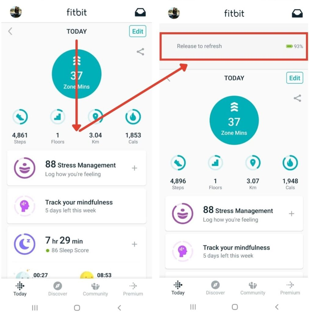 How to change time on Fitbit Versa? | Candid.Technology
