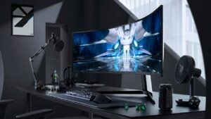 Samsung Odyssey Neo G9 gaming monitor unveiled: Pre-order and Specs