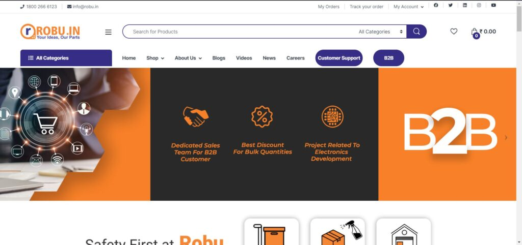 Top 7 sites to buy electronic components in India
