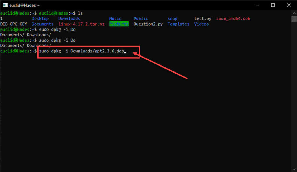 Apt-get command not found: 5 Fixes | Candid.Technology