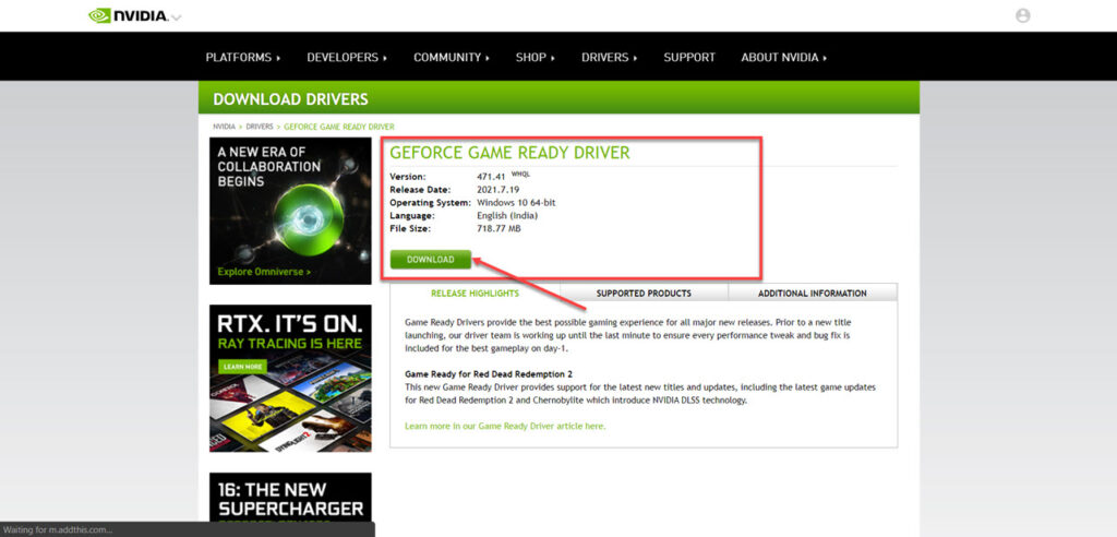 Nvidia GeForce Experience not working: 4 Fixes | Candid.Technology