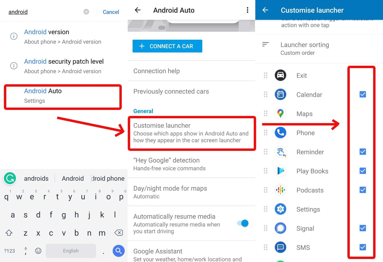How to add Apps to Android Auto? | Candid.Technology