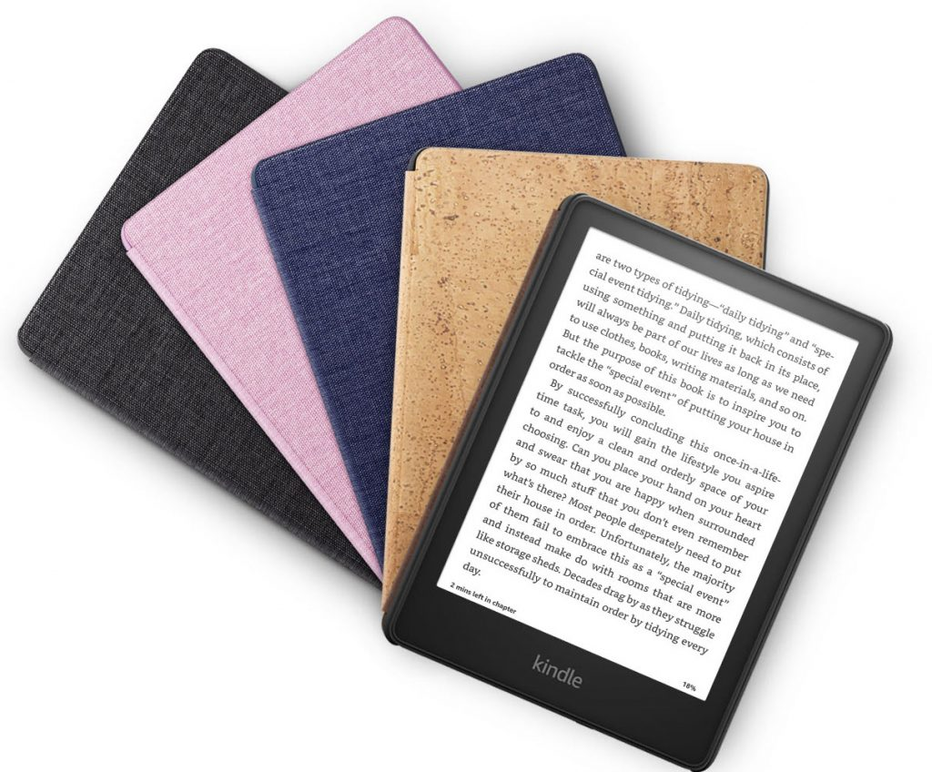 Amazon announces Kindle Paperwhite Signature edition and refreshes Paperwhite
