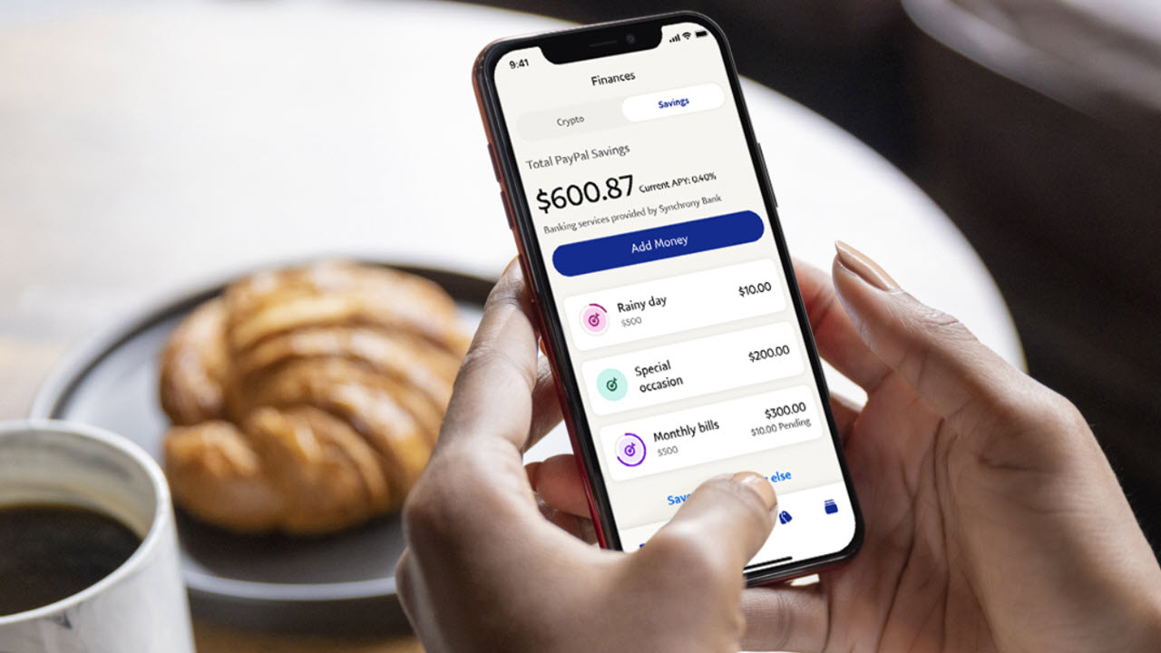 PayPal introduces crypto tools, wallet, direct deposits and in-app shopping