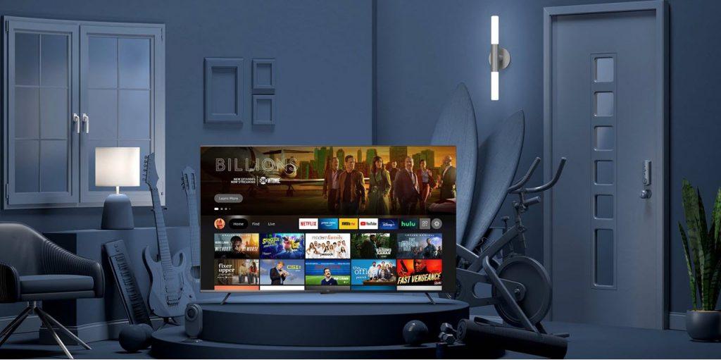 Amazon unveils smart TVs, upgrades Fire Stick and expands Luna support