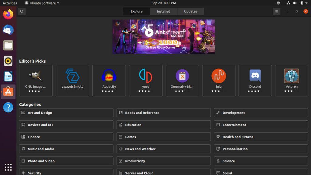 Ubuntu software centre not loading: 5 Fixes